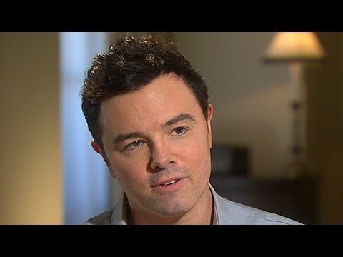 Seth MacFarlane on Barbara Walters' 10 Most Fascinating People of 2012