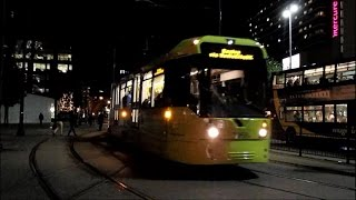 Trains Buses & Trams in Greater Manchester - November 2014
