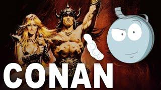 CONAN LE BARBARE de John Milius : l'analyse de M. Bobine