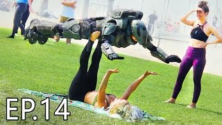 MASTER CHIEF vs CALIFORNIA | Living With Chief Ep.14