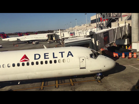 Hartsfield-Jackson Atlanta International Airport Spotting