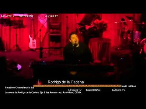 Rodrigo de la Cadena, presentacion del cuartero Miranda`s