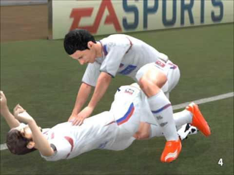 FIFA 08 Free Kicks Goals