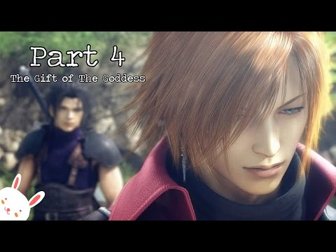 Crisis Core: Final Fantasy VII (Playthrough) PART 4 | The Gift of The Goddess