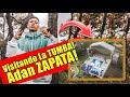 Santa Fe Klan Visitando La Tumba De Adan Zapata Con Su PADRE / VIDEO EMOTIVO