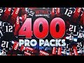 400 PRO PACK OPENING! *MULTIPLE ELITE PULLS!* - 50 Minute Special