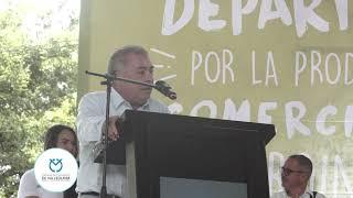 Intervención Dr. José Luis Urón, Encuentro Departamental por la Productividad