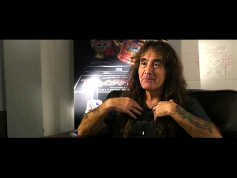 Steve Harris - British Lion Interview