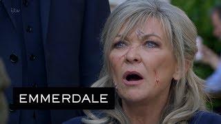 Emmerdale - Kim Is Sent Back to Prison