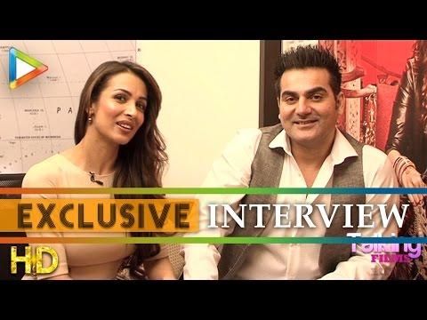 Arbaaz Khan-Malaika Arora Khan's Exclusive On 'Dolly Ki Doli', Salman Khan Part 1