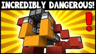 SUPER DESTRUCTIVE TNT CANNON! - Mine¢raft Tutorial