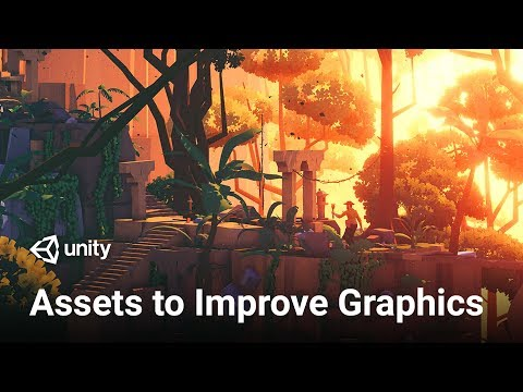 5 Great Assets for Improving Graphics in Unity 2019! thumbnail