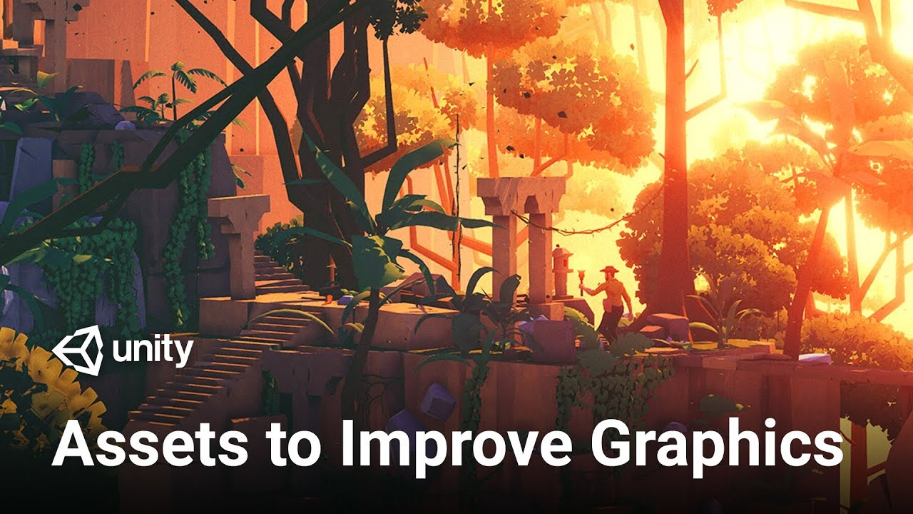 5 Great Assets for Improving Graphics in Unity 2019!