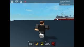 Roblox - Vitor B.L détruit le navire OOCL Hong Kong