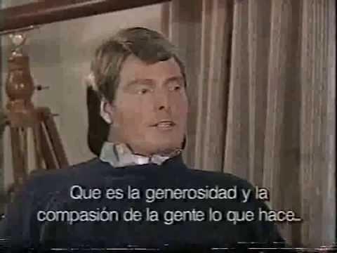 Teletón 1996 - Entrevista a Christopher Reeve