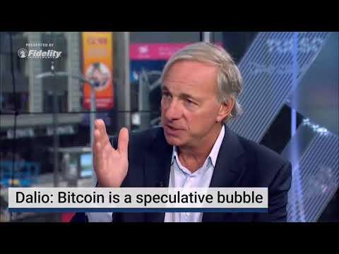 Ray Dalio Still Talking Negative About Bitcoin