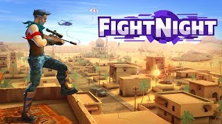 FightNight Battle Royale mobile gameplay screenshot 5