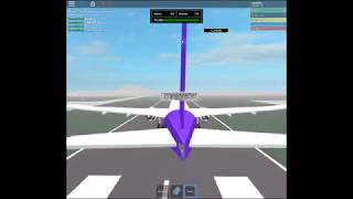 working on FedEx airlines on roblox studio