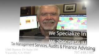Enrolled Agent Vacaville CA | Tax & Financial Services Of Doug Ellis