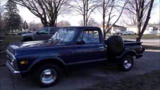 1969 GMC Stepside Pickup Classic Truck in Spencer, IA