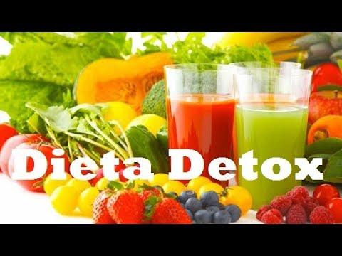dieta desintoxicante 30 dias