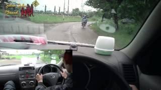 Belajar Mengemudi Mobil Manual Hari Ketiga (Jalan Sempit Berkelok dan Jalan Jalur Cepat)