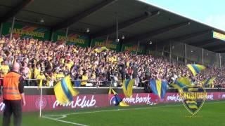 Sydsiden Sangtekst: Brøndby Stadion Er Vort Drømmested