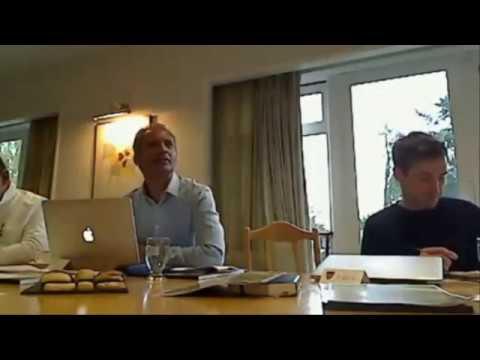 Prof John Domingue: Blockchain in Higher Education (Bisgit.IoV Cambridge University Conf)