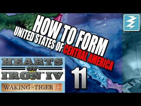 LETS BRING THEM DEMOCRACY [11] Hearts of Iron IV - Waking The Tiger DLC |
