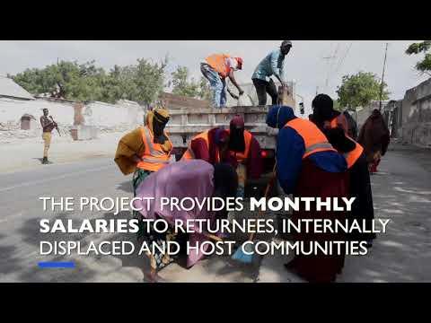 Cash for work - Short Video