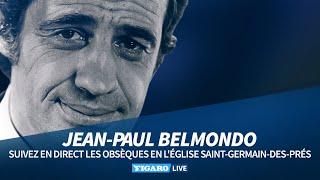 🔴 Revivez les obsèques de Jean-Paul Belmondo