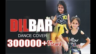 DILBAR DANCE COVER l SATYAMEVA JAYATE l LALIT DANCE GROUP CHOREOGRAPHY