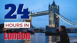 24 Hours in London Travel Guide thumbnail