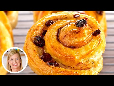 Professional Baker Teaches You How To Make DANISH DOUGH!