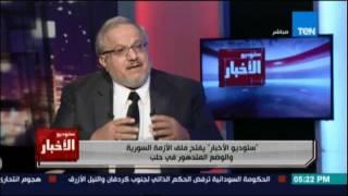 النجار: الجيش الحر لم يقصف النظام بأسلحة كيماوية .. والنظام أستعان بجماعات إرهابية ضد الثوار