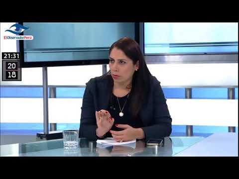 2018 Canal N - Ursula Letona dando vergüenza (10.SET.18)