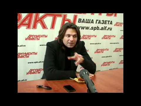 Дмитрий Маликов о