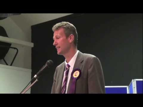 Nathan Gill Holyhead Townhall Public Meeting 2013
