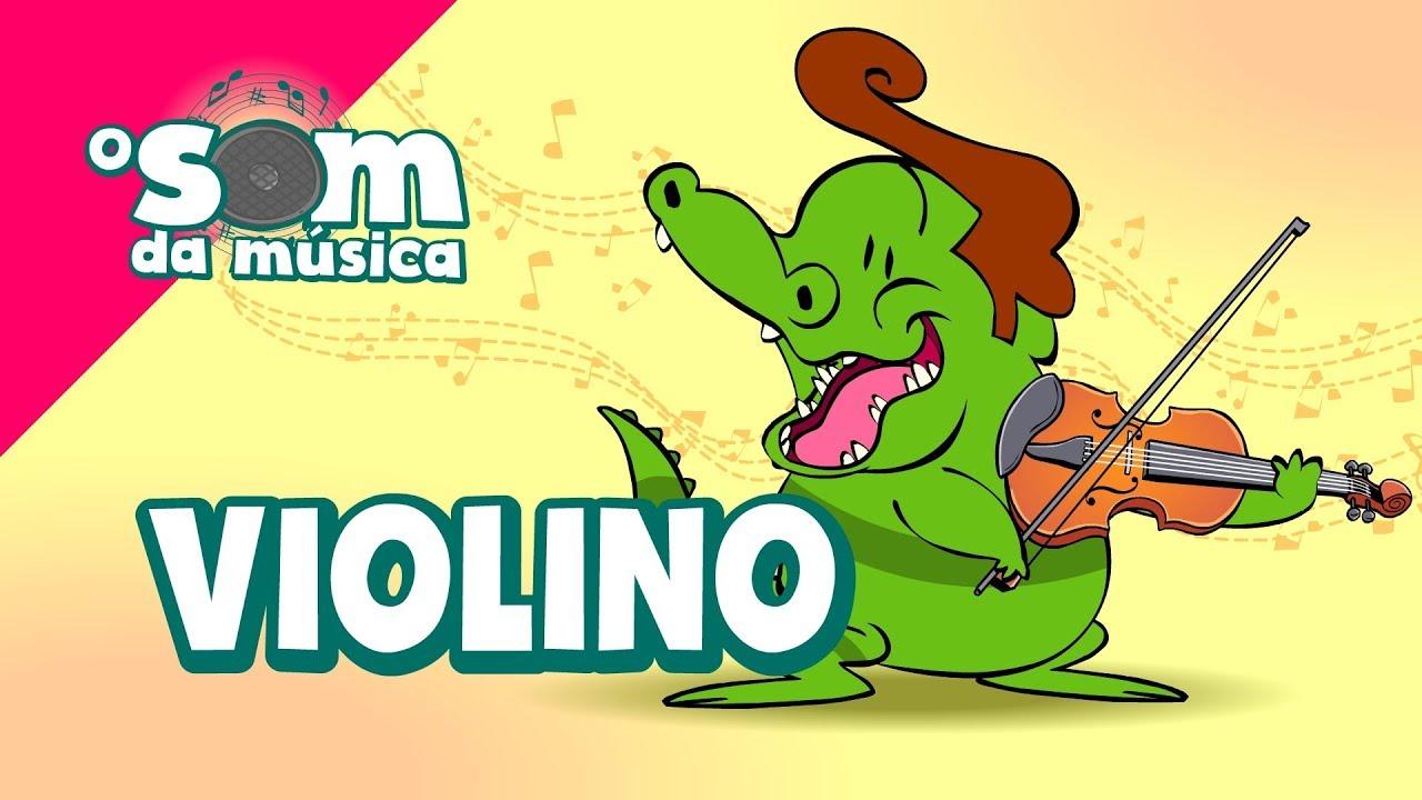 Desenho Infantil O Som Do Violino Jacarelvis E Amigos Youtube