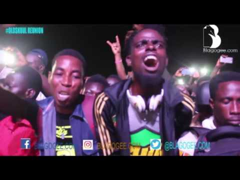 Stonebwoy, Ras Kuuku, Eno, Joy FM's Old Skuul Reunion