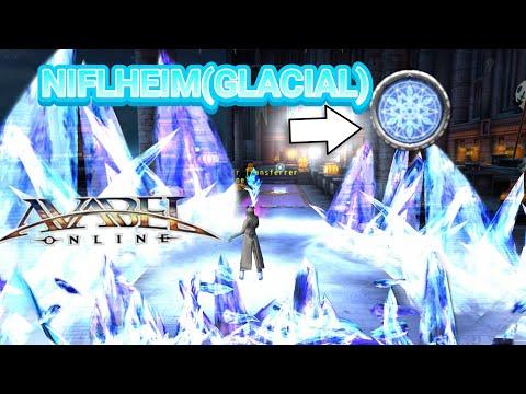 Avabel Online Magician : Ex Skill Glacial❄⛄