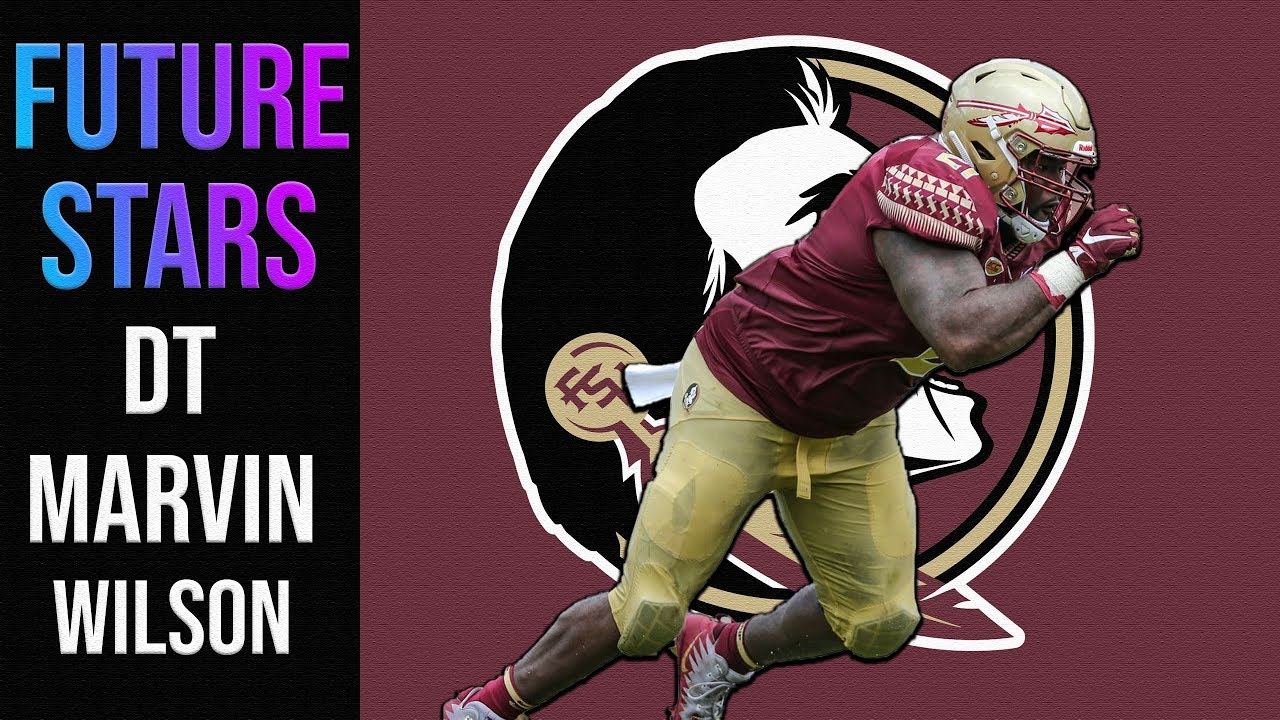 Marvin Wilson | DT | Florida State | 2020 CFB Future Stars