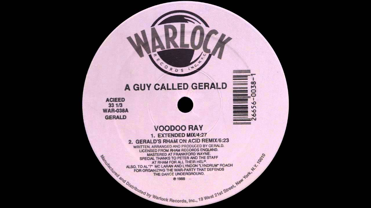 Download A Guy Called Gerald - Voodoo Ray