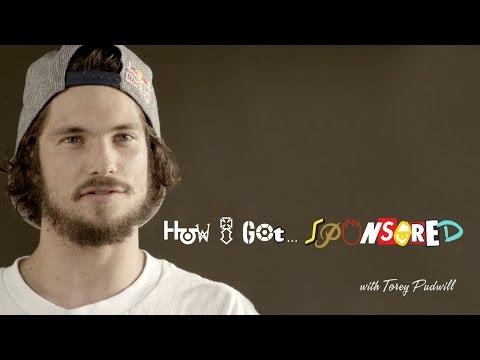 Torey Pudwill | How I Got Sponsored