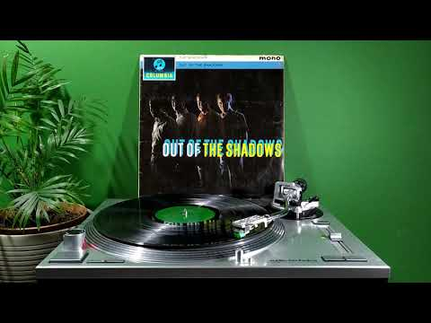 The Shadows - The Rumble (1962) (LP Original Sound)