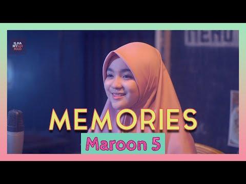 MAROON 5 - MEMORIES EDM cover ft. Syifa