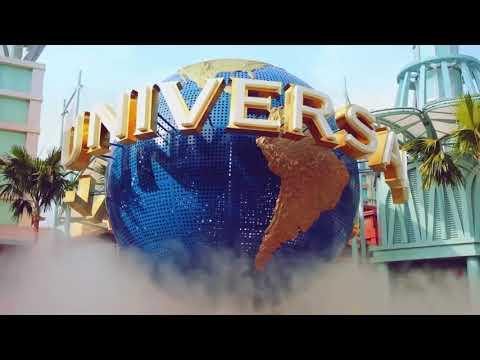 Dolphin Island, SEA Aquarium, Adventure Cove, Universal Studios - Singapore