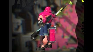 surprise, it's another splatoon 2 snipe compilation