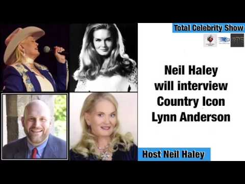 Neil Haley will interview Country Icon Lynn Anderson