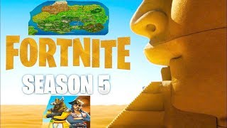 Season 5 Filtered Fortnite Battle Royale✔️ Map, Skins, Pirates, Dinosaurs, Theories, Filtering